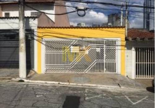 Casa Terreá 2 Dorm Tatuapé Rua Martim Pescador Entre As Ruas Apucarana E Itapura - 390
