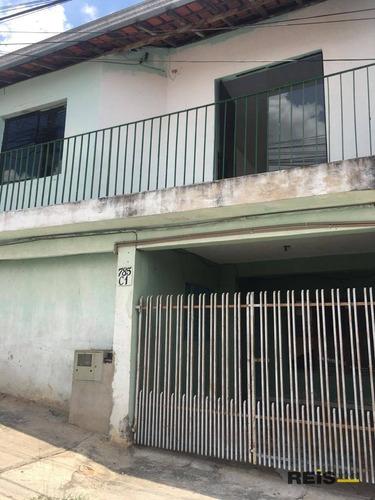 Casa Com 2 Dormitórios Para Alugar, 135 M² Por R$ 900/mês - Vila Fiori - Sorocaba/sp - Ca1749
