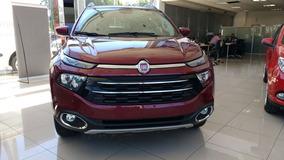 Fiat Toro Freedom Bordo Motor 2.0 Diesel 2017 Autonovo S.a