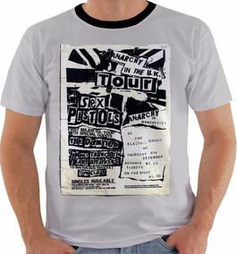 Camiseta Ou Baby Look 150 Sex Pistols 2 Sid Viscious Pb