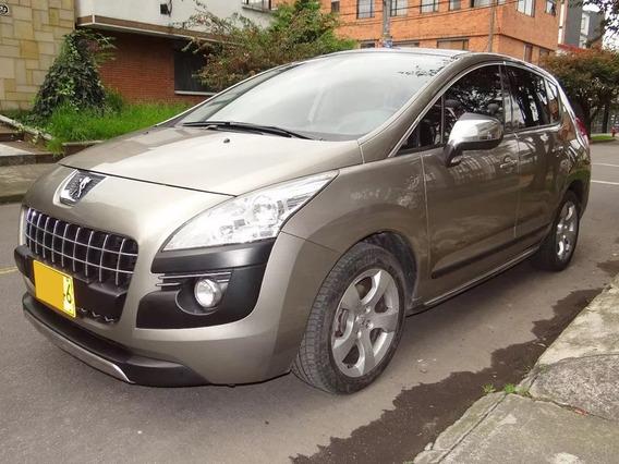 Camioneta Peugeot 3008 2012 Nueva 18.500 Kms