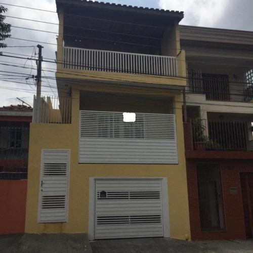Sobrado Para Venda Por R$415.000,00 Com 195m², 4 Dormitórios, 2 Suites E 1 Vaga - Jardim Coimbra, São Paulo / Sp - Bdi29508