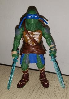 Figura Leonardo Tortugas Ninja Pelicula 2014 Mutantes