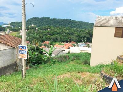 Acrc Imóveis - Terreno Com Projeto Para Construção De Casas - Te00408 - 33728478