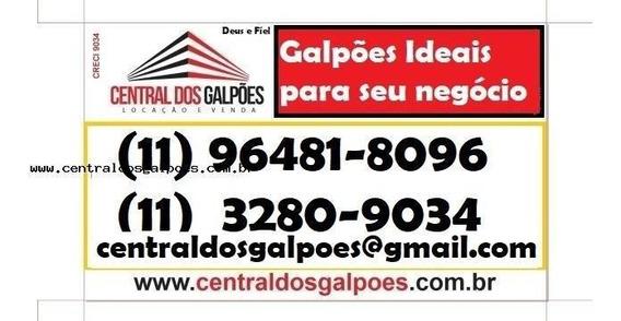 Galpão Para Locação Em Manaus, Flores - Rrriv245