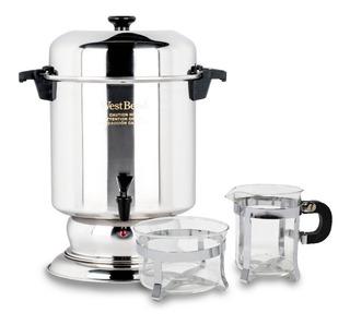 Cafetera Percoladora 55 Tz Comercial West Bend 13550 +regalo