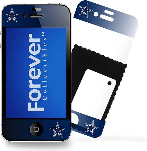Imagen 1 de 1 de Forever Collectibles Dallas Cowboys Team Logo Protector 4 Y