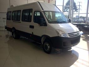 Iveco Minibus 19+1 Anticipo Minimo Y Cuotas Fijas Y En Pesos
