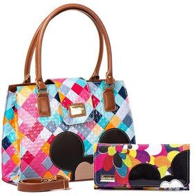 810712eab Bolsa Outras Marcas Femininas Azul-turquesa no Mercado Livre Brasil