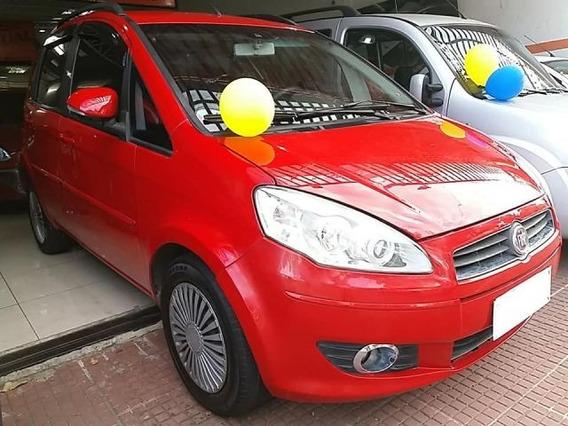 Fiat Idea Attractive 1.4 8v Flex