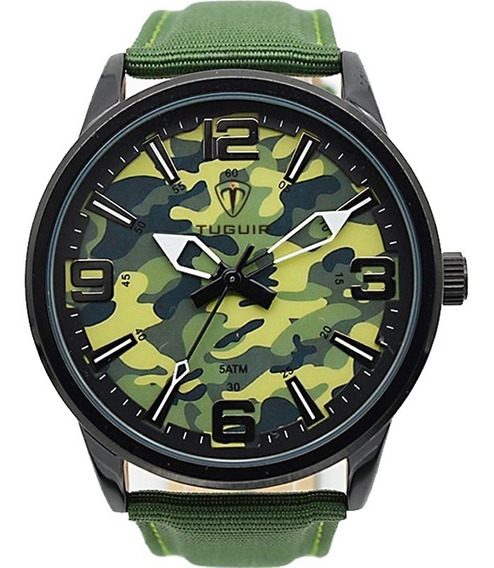 Relógio Tuguir Masculino Barato Garantia Nota 6113