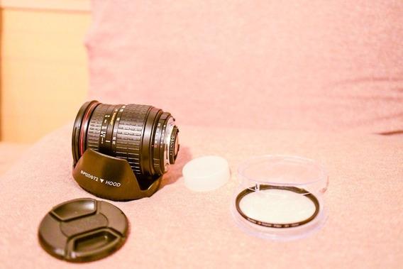 Lente Sigma 28-300 F3.5 5.3 Apo Japan *revisada*