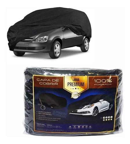 Imagem 1 de 3 de Capa Couro Cobrir Chevrolet Corsa Sedan Forro Total