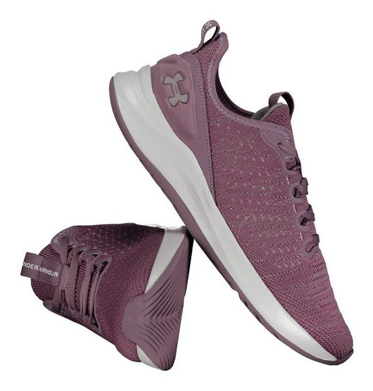 Tênis Under Armour Charged Prospect Feminino Roxo