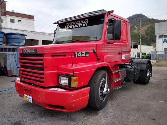 Scania 142 Motor 113 Cambio 8 Marchas