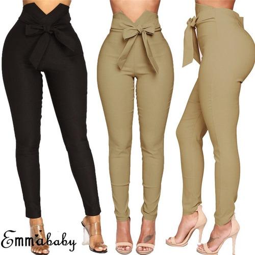 مليار ديزي الفصل Pantalones Con Lazo En La Cintura Psidiagnosticins Com