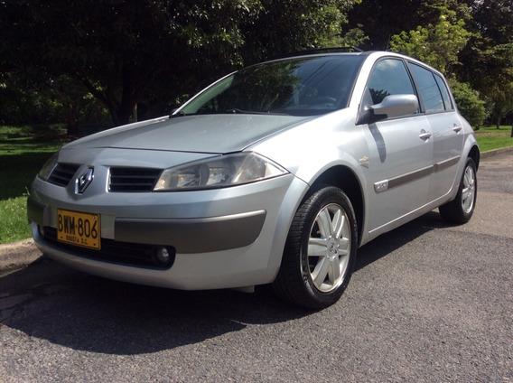 Renault Megane Ii Hb 2000cc Mt Ct