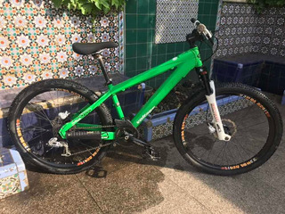 Scott Voltage Yz 0 Limited. Dirt Jump. Talle S