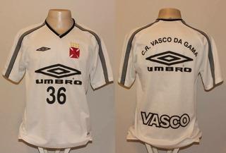 Camisa Vasco Umbro De Treino.