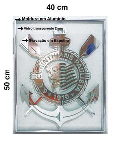 Espelho Decorativo Corinthians