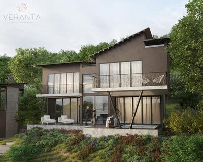 Residencia En Preventa En Copropiedad Del 75% Valle De Bravo