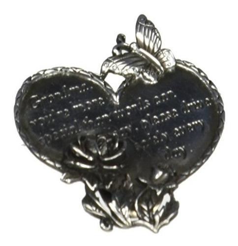 Imagen 1 de 2 de Arte De La Catedral Kvc326 Heart Visor Clip Grandma 234inch