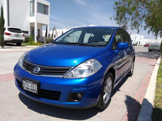 Nissan Tiida Emotion Hatchback 2012