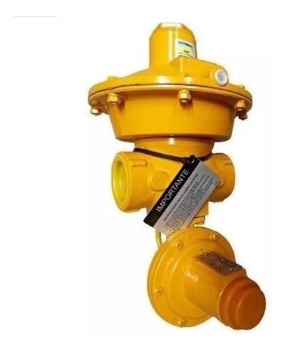 Regulador Eqa 50 M3 S-147 Gas Domiciliario