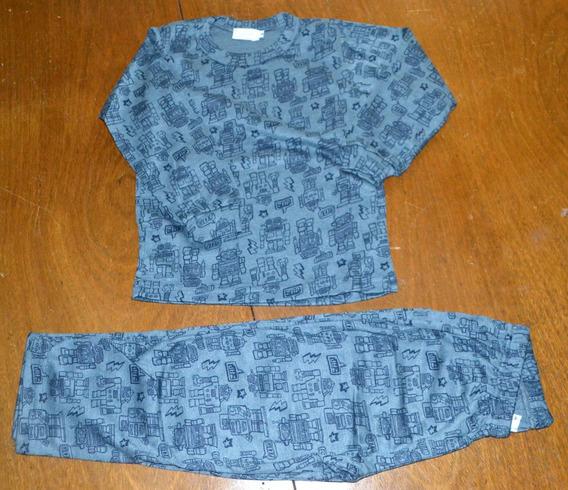 Pijamas 2019 Junior Algodón Pima 3 Modelos Little Treasure