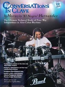 Livro Conversations In Clave - Horacio Hernandez