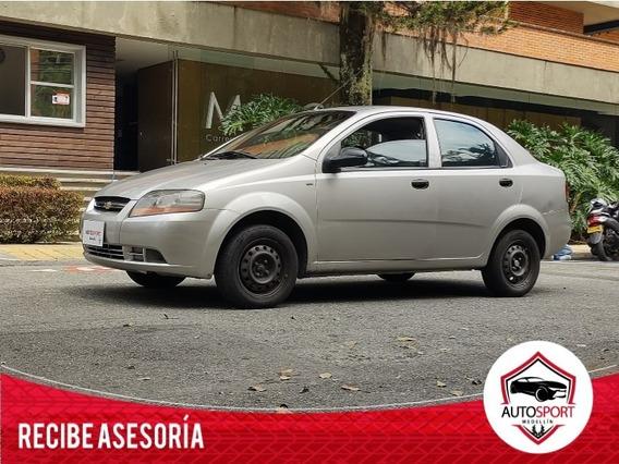 Chevrolet Aveo Family - Autosport Medellín