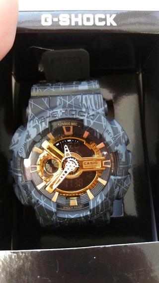 Relógio G Shock.