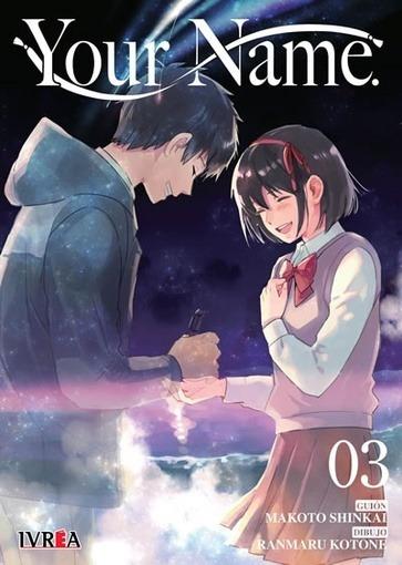Manga Your Name # 03 - Makoto Shinkai