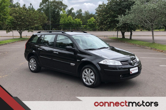 Renault Megane Grand Tour 1.6 16v Hi-flex - 2013