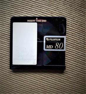 3 Mini Disk Sony Premium Y 3 Fujifilm