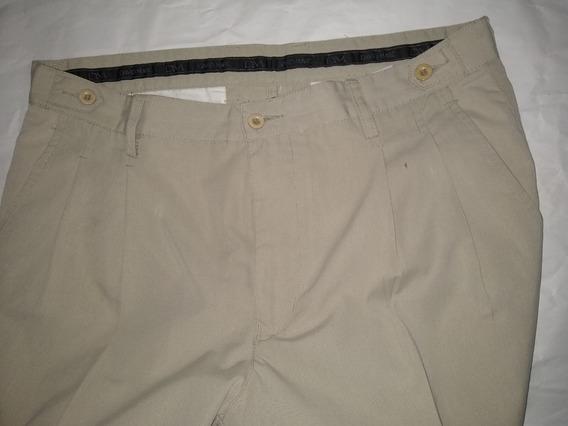 Pantalon Vestir David Marc 44 Recto Hombre Perfecto