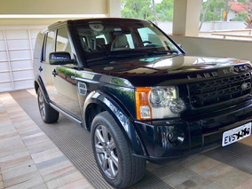 Land Rover Discovery 3 Se 2.7 Dies Impecavel Todas Revisoes