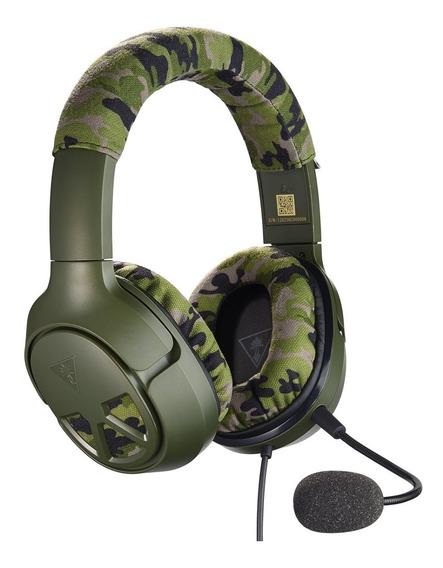 Diadema Headset Turtle Beach Ear Force Recon Camo 3.5mm