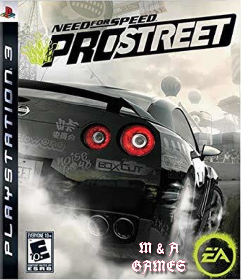 Need For Speed Prostreet- Ps3(envio Imediato)