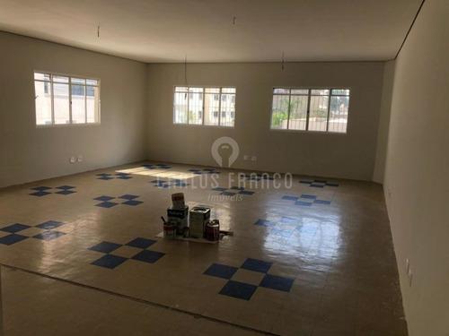 Imagem 1 de 7 de Loja Para Alugar, 162 M² Por R$ 3.500,00/mês - Campo Belo - São Paulo/sp - Cf66200