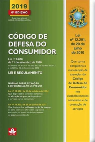 Codigo De Defesa Do Consumidor 2019