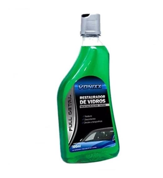 Restaurador De Vidros E Removedor Chuva Acida 500ml - Vonixx