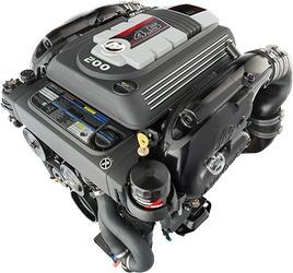 Motor Mercury Mercruiser 200hp - Alpha 4.5l
