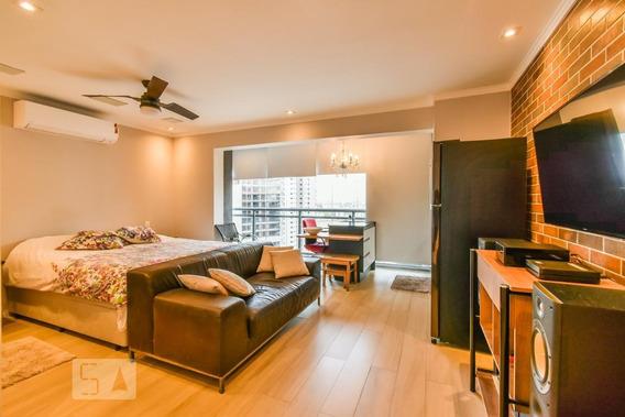 Apartamento Para Aluguel - Vila Madalena, 1 Quarto, 40 - 893098333