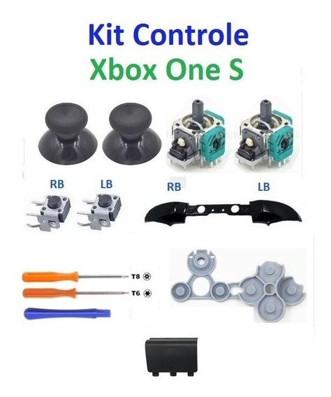 Xbox One S Ou X - Peças Controle Entrada P2 Frete 16,50
