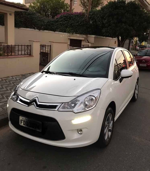 Citroën C3 1.5 Tendance Flex 5p 2016 - 7.800 Km Originais