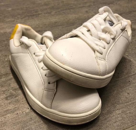 Zapatillas Para Niña Marca Mango
