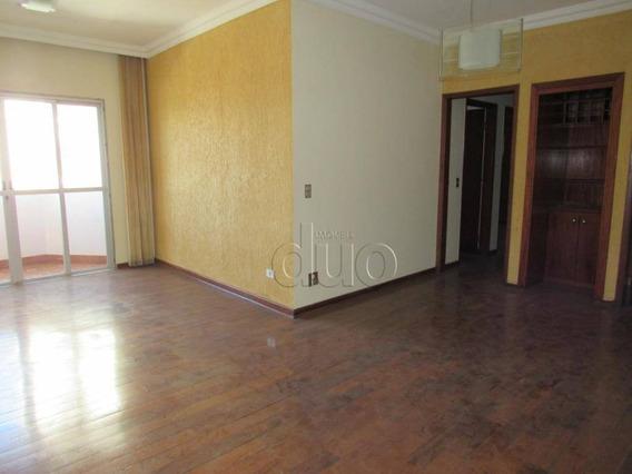 Apartamento À Venda, 107 M² Por R$ 380.000,00 - Jardim Elite - Piracicaba/sp - Ap3132