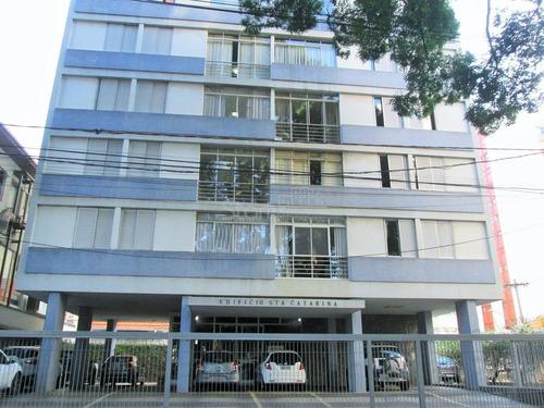 Imagem 1 de 19 de Apartamento À Venda Em Cambuí - Ap002426