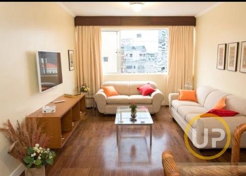 Imagem 1 de 15 de Apartamento Em Paraíso - São Paulo , Sp - 11079